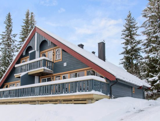 apartment outside, apartment to rent in Trysil, Bakkebygrenda 22B