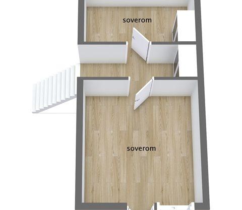 plantegning, leilighet til leie i Trysil, Trysil Alpin 40A