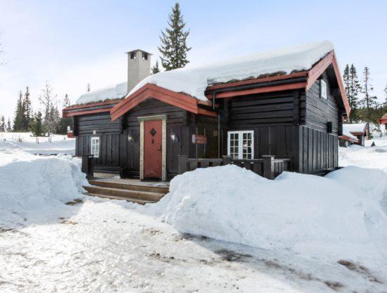 Bilde av fasade - Fageråsen 366C - Lei hytte i Trysil
