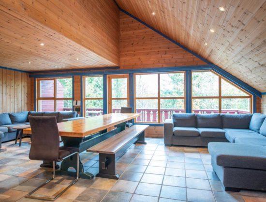 livingroom, apartment to rent in Trysil, bakkebygrenda7a