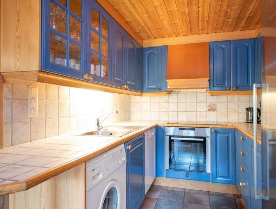 kitchen, apartment to rent in Trysil, bakkebygrenda7a