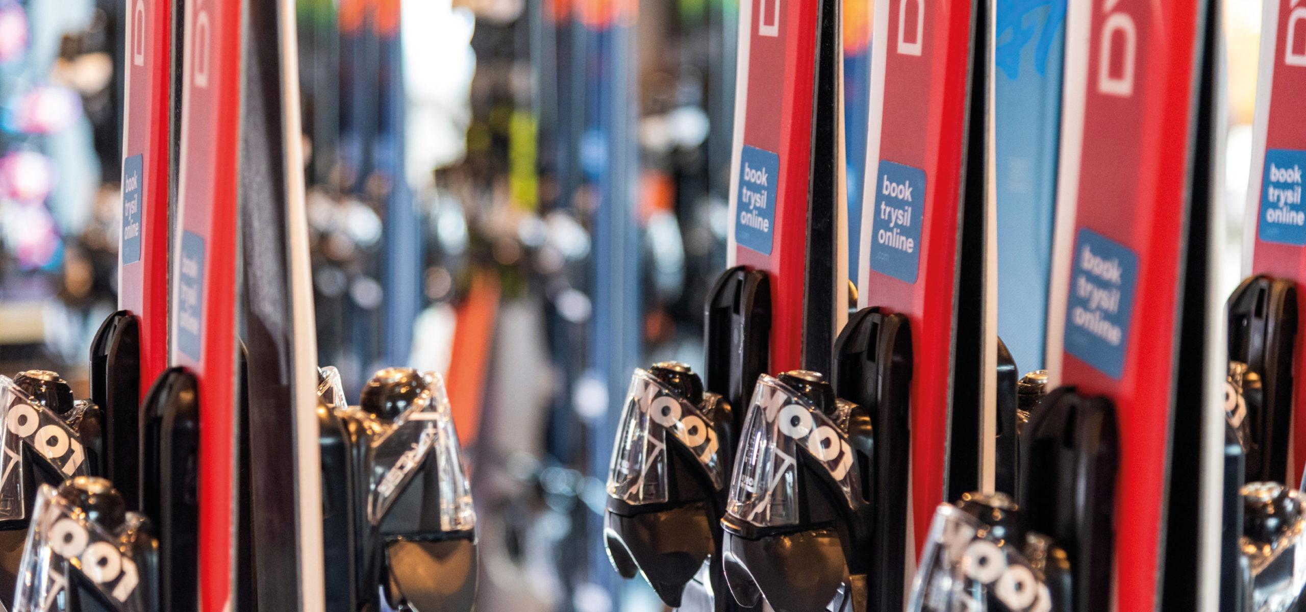 skiutleie/ski rental, online booking,  booktrysilonline på Trysil