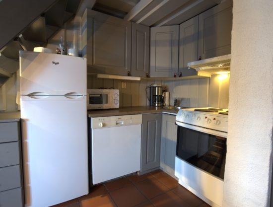 Bilde av kjøkken - Drengestue 1105B - hytte i Trysil