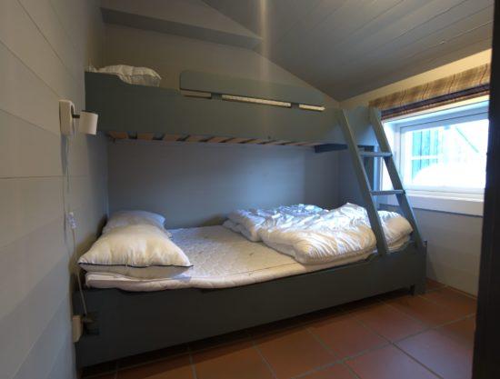 Bilde av soverom med køyeseng - Drengestue 1105B - hytte i Trysil