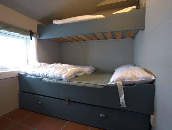 Bilde av soverom med køyesenger - Drengestue 1105B - hytte i Trysil