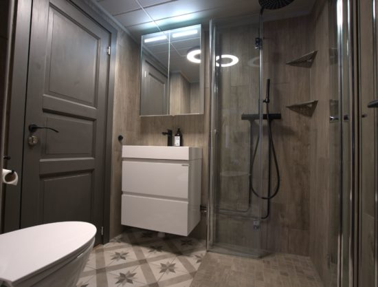 bathroom, apartment to rent in Trysil, Drengestue 1105B
