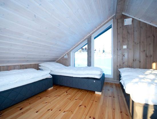 bedroom, cabin to rent in Trysil, Ugla 982 anneks
