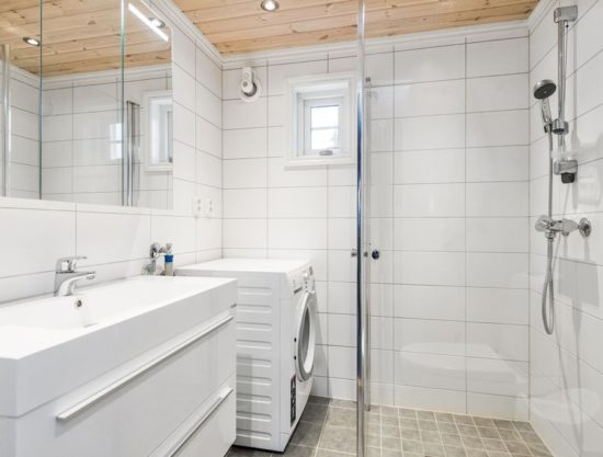 bathroom, cabin to rent in Trysil, Skurufjellet 1165C