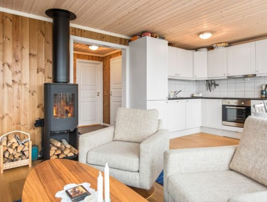 kitchen and livingroom, cabin to rent in Trysil, Skurufjellet 1165C