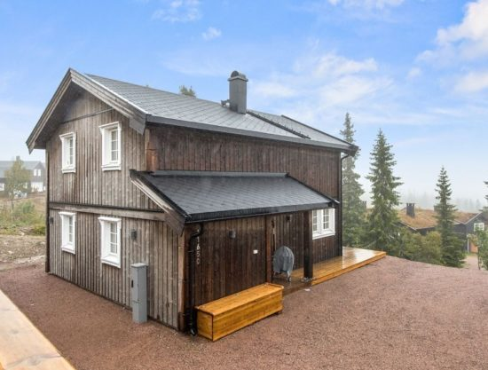 outside, cabin to rent in Trysil, Skurufjellet 1165C