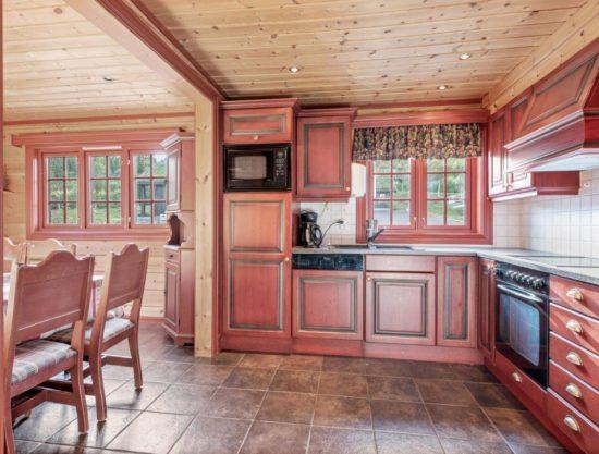 kjøkken, leilighet til leie i Trysil, Lisetra 716B