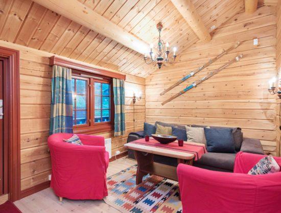 stue, leilighet til leie i Trysil, Lisetra 716B