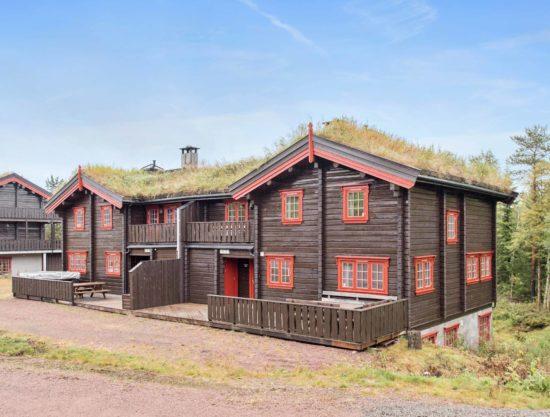 fasade, leilighet til leie i Trysil, Lisetra 716B