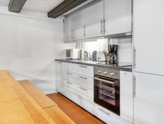 moderne kjøkken, hytte i Trysil til leie, Per Anders 1104B
