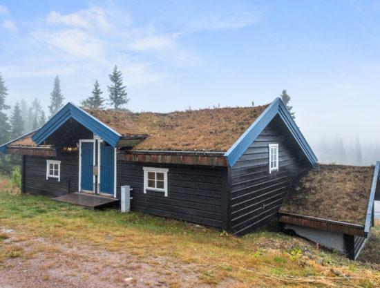 fasade, hytte i Trysil til leie, Per Anders 1104B