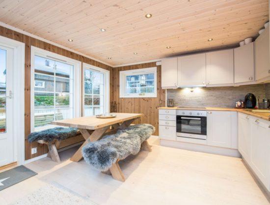 moderne kjøkken, hytte i Trysil til leie, Skurufjellet 1141