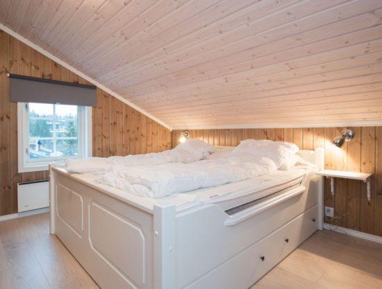 soverom, hytte i Trysil til leie, Skurufjellet 1141
