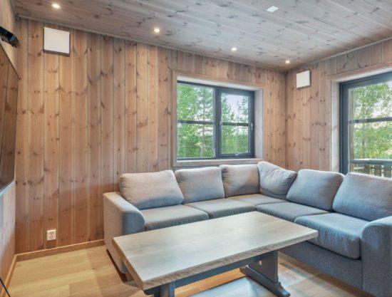 stue, leilighet til leie i Trysil, Trysiltunet 20B