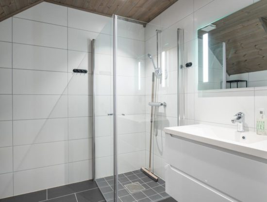 bathroom, apartment to rent in Trysil, Trysiltunet 28D
