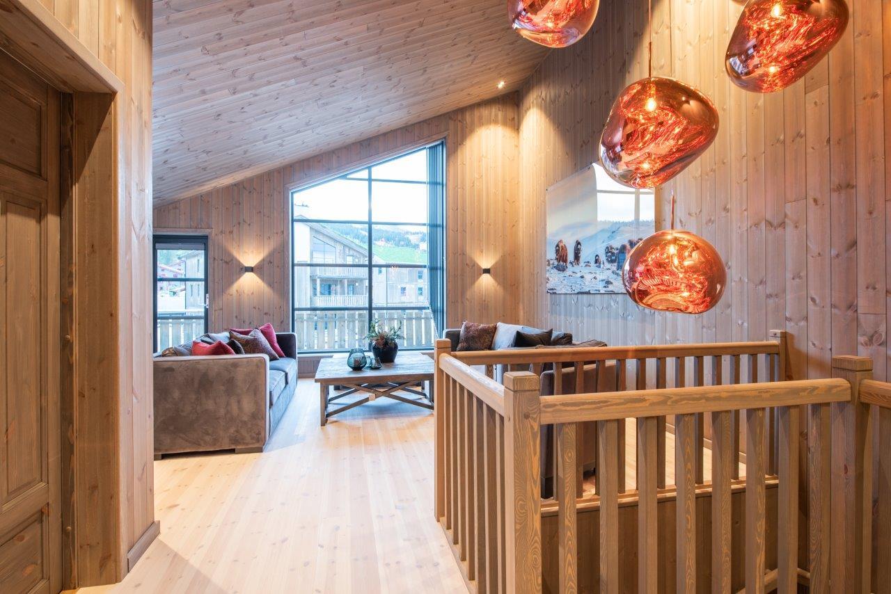 stue, leilighet til leie i Trysil - Trysiltunet 28D