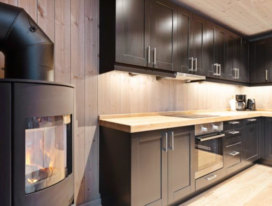 kitchen, apartment to rent in Trysil, Trysiltunet 28D