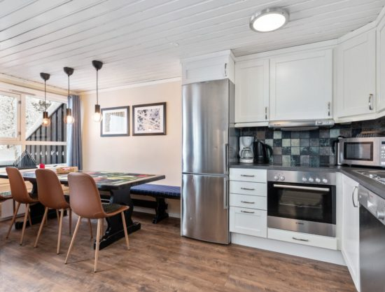 kitchen, apartment to rent in Trysil, TrysilAlpin38a