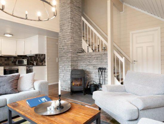 stue, leilighet til leie i Trysil, Trysil Alpin 40A