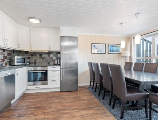 kitchen, apartment to rent in Trysil, Trysil Alpin 44B