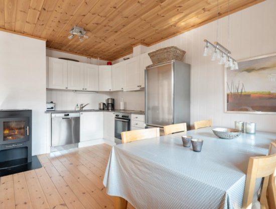 kjøkken, leilighet til leie i Trysil, Panorama 757C