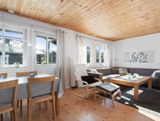 livingroom, apartment to rent in Trysil, Panorama 757C