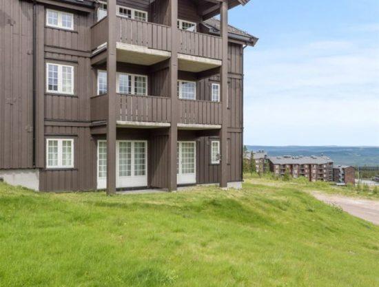 outside, apartment to rent in Trysil, Trysil Høyfjellsgrend 36