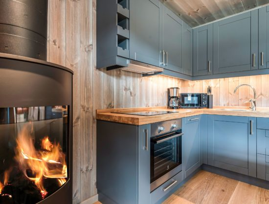 kitchen, apartment to rent in Trysil, Trysiltunet 10B