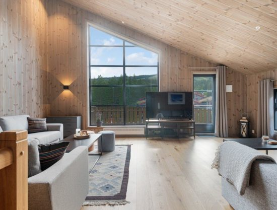 livingroom, apartment to rent in Trysil, Trysiltunet 12C