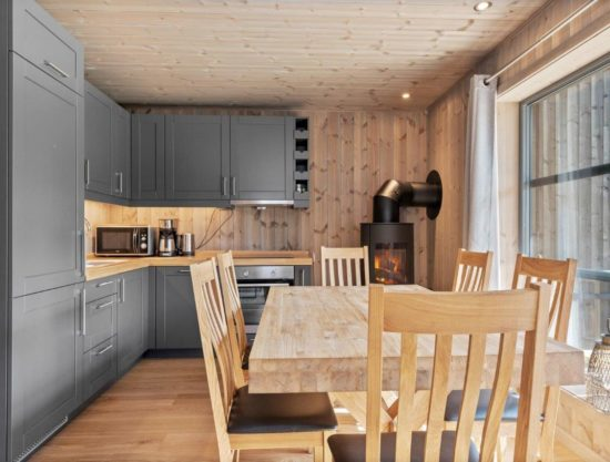 kitchen, apartment to rent in Trysil, Trysiltunet 16A