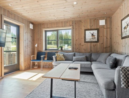 livingroom, apartment to rent in Trysil, Trysiltunet 16A