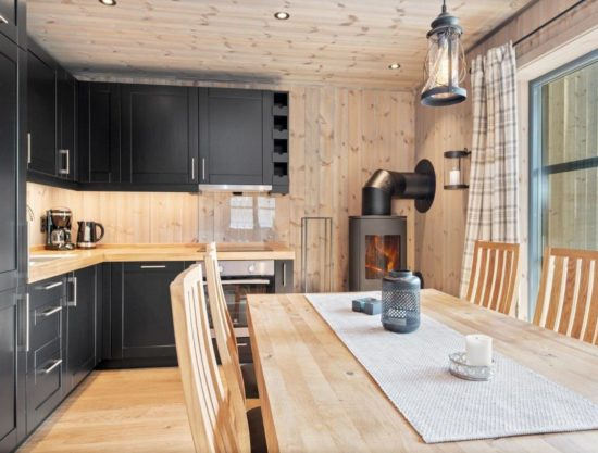 kitchen, apartment to rent in Trysil, Trysiltunet 18A
