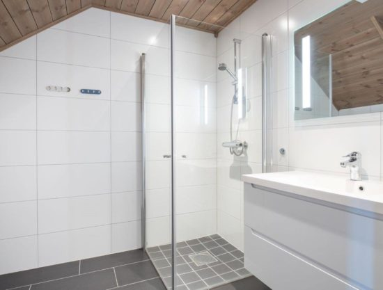 bathroom, apartment to rent in Trysil, Trysiltunet 20D