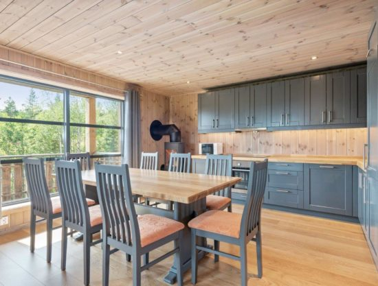 kitchen, apartment to rent in Trysil, Trysiltunet 20D