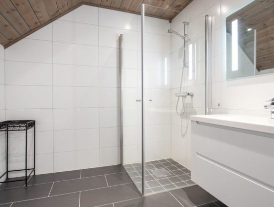 bathroom, apartment to rent in Trysil, Trysiltunet 22D