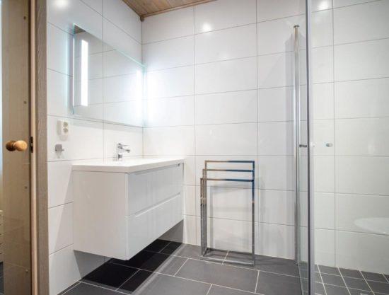 bad og badstue, leilighet til leie i Trysil, Trysil Alpin 40B