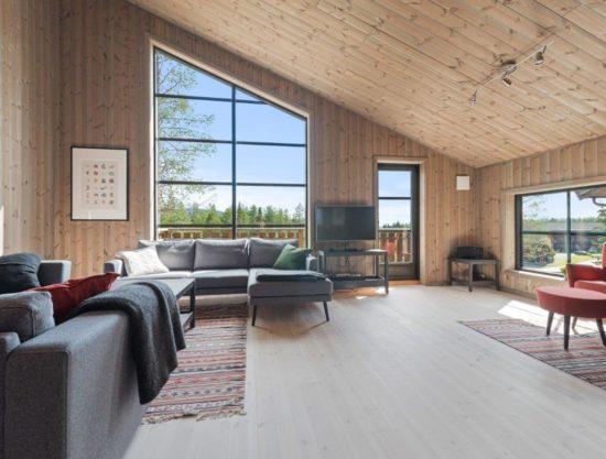 Bilde stue - Lei leilighet i Trysil - Trysiltunet 24C