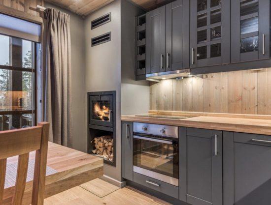 kjøkken og spiseplass, leilighet til leie i Trysil, Trysiltunet 24B