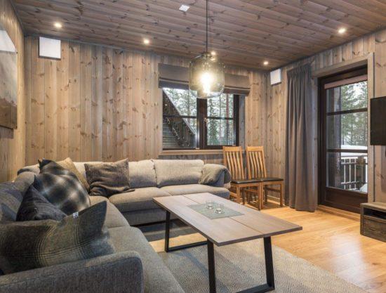 stue, leilighet til leie i Trysil, Trysiltunet 24B