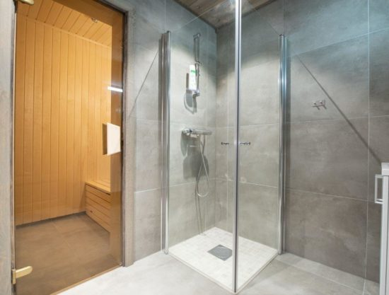 bathroom and sauna, apartment to rent in Trysil, Trysiltunet 26C