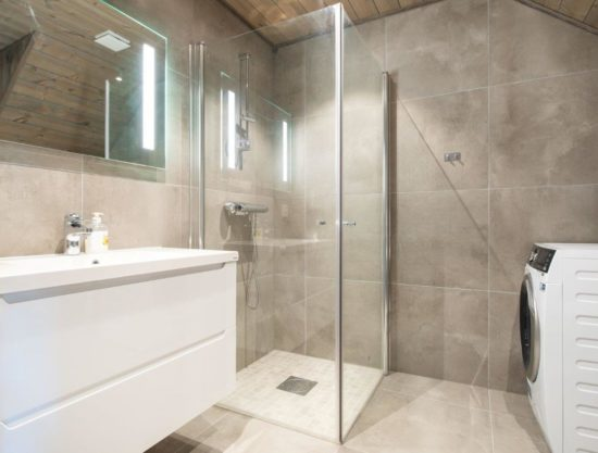 bathroom, apartment to rent in Trysil, Trysiltunet 26C