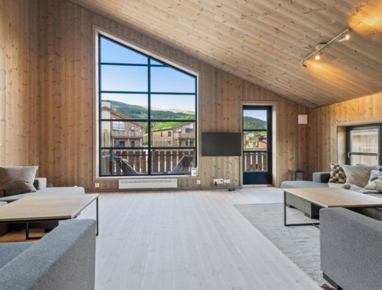 livingroom, apartment to rent in Trysil, Trysiltunet 26C