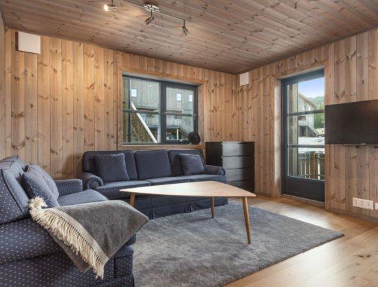 stue, leilighet til leie i Trysil, Trysiltunet 26B