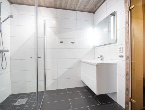 bad og badstue, leilighet til leie i Trysil, Trysiltunet 26B