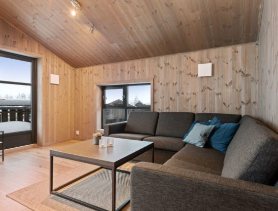 living room, apartment to rent in Trysil, Trysiltunet 6C