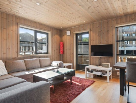 stue, leilighet til leie i Trysil, Trysiltunet 28B